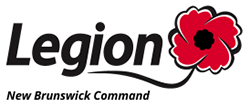Royal Canadian Legion New Brunswick Command Logo